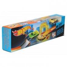 Фото - Автомобильный трек Hot Wheels Прыжок через огненное кольцо Fire Ring Track Set