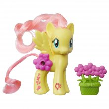 Пони с волшебными картинками My Little Pony Explore Equestria Magical Scenes Fluttershy