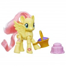 My Little Pony (шарнирная) Explore Equestria Fluttershy Picnic Poseable Pony