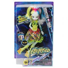 Electrified High Voltage Frankie Stein Doll