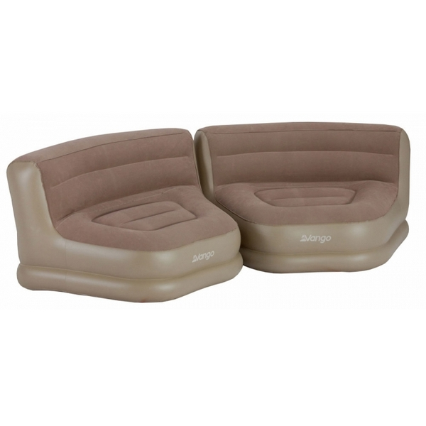 Фото - Кресло надувное Vango Relaxer Set Nutmeg (2 шт)