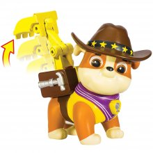 Крепыш Рокки в Ковбойской шляпе Paw Patrol, Hero Pup, Cowboy Rubble
