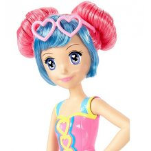 Фото - Кукла Barbie Барби, Героиня Аниме Hero pink Eyeglasses doll