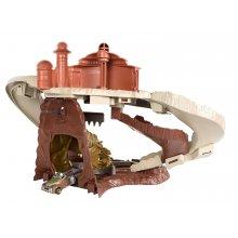 Фото - Автомобильный трек Hot Wheels Рев Ранкора Звездные войны Star Wars Rancor Rumble Track Set