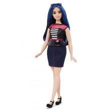 Fashionistas Doll 27 Sweetheart Stripes - Curvy