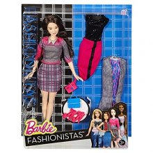 Фото - Кукла Barbie Fashionistas Doll & Fashions Chic With A Wink