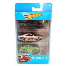 Фото - Машинка Hot Wheels 3 моделек, набор