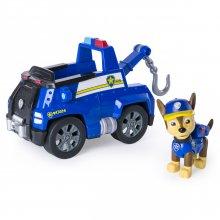 Гонщик Чейз и его буксировочный грузовик Щенячий патруль