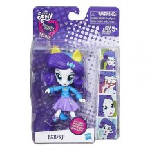 Фото - Кукла Hasbro Мини-кукла My Little Pony Equestria Girls Minis Rarity