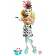 hriekwrecked Nautical Ghouls Lagoona Blue Doll