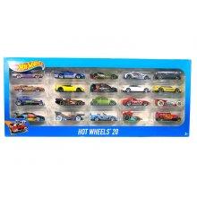 Фото - Машинка Hot Wheels 20 моделек Car Gift Pack (Styles May Vary)
