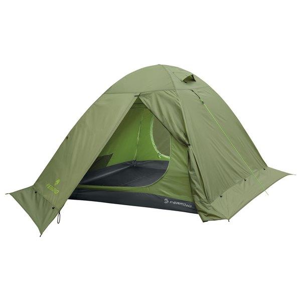 Фото - Палатка Ferrino Палатка Ferrino Kalahari 3 Green