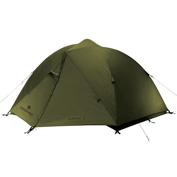 Фото - Палатка Ferrino Палатка Ferrino Aerial 3 Olive Green