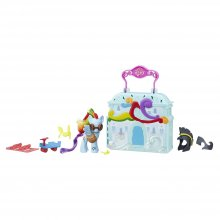 Май Литл Пони Рэйнбоу Дэш и Облачный домик Клаудоминиум Rainbow Dash Cloudominium Playset