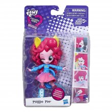 Фото - Кукла Hasbro Мини-кукла My Little Pony Equestria Girls Minis Pinkie Pie