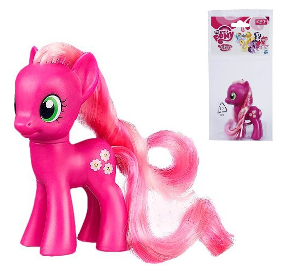 Фото - Фигурка Hasbro Пони Черили My Little Pony Friendship is Magic 3 Inch Single Figure