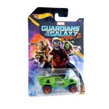 Фото - Машинка Hot Wheels Коллекционная моделька 2017 года Guardians of the Galaxy all 5 Guardians, 6 номер