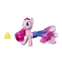 Пони Пинки Пай, из серии Мерцание или Пони в волшебных платьях My Little Pony the Movie Pinkie Pie Land & Sea Fashion Styles