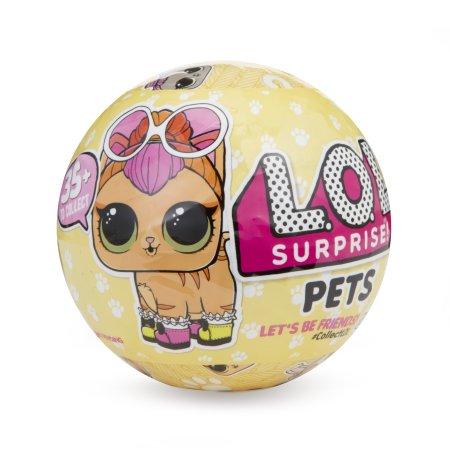 Фото - кукла  MGA ЛОЛ L.O.L. Surprise! Pets Series 3 LOL