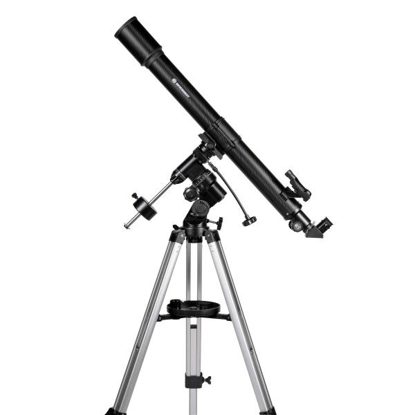 Фото - Bresser Телескоп Bresser Lyra 70/900 EQ (carbon)