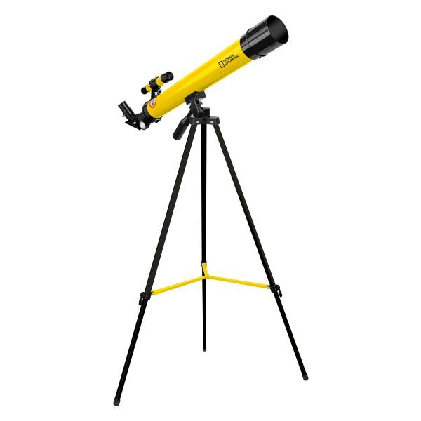 Фото - National Geographic Телескоп National Geographic 50/600 Refractor AZ Yellow