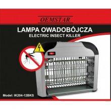 Фото - Уничтожитель насекомых и комаров  SANICO IK-204 12W