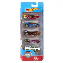 5 моделек Super Ultimate Garage