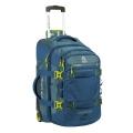 Сумка-рюкзак на колесах Granite Gear Cross Trek W/Pack 74 Bleumine/Blue Frost/Neolime