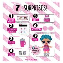 Фото - кукла  MGA L.O.L. Surprise Glitter Series  (старшая сестричка ЛОЛ) LOL