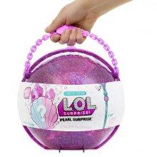 ЛОЛ L.O.L. Surprise! Pearl Style 2 Unwrapping Toy (большой сюрприз  с куклами LOL )
