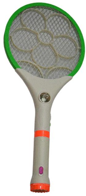 Фото - Уничтожитель насекомых и комаров LS-02R Электрическая ракетка мухобойка