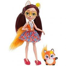 Enchantimals Лисичка Фелисити - Felicity Fox Doll