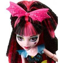 Фото - Кукла Monster High Electrified Hair-Raising Ghouls Draculaura Doll