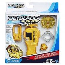 Бейблейд Xcalius D11 TA05 с пусковым механизмом - Beyblade Burst Master Kit Playset