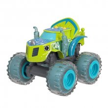 Blaze (Робо Зег) and The Monster Machines Robo Zeg