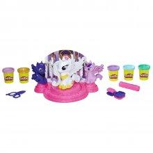 для лепки Play-Doh My Little Pony Canterlot Court