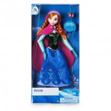 Фото - Кукла Disney Anna Classic Doll with Ring - Frozen