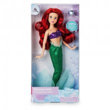 Фото - Кукла Disney Ariel Classic Doll with Ring - The Little Mermaid