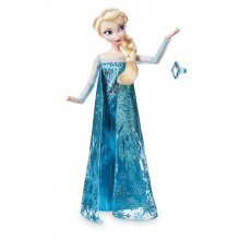 Elsa Classic Doll with Ring - Frozen