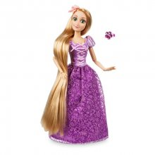Rapunzel Classic Doll with Ring - Tangled