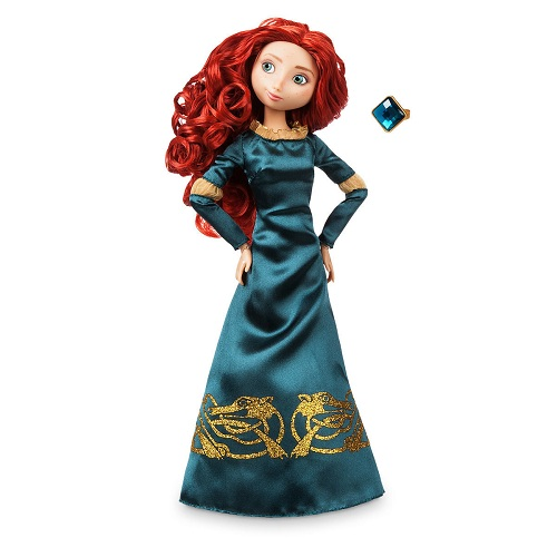 Фото - Кукла Disney Merida Classic Doll with Ring - Brave