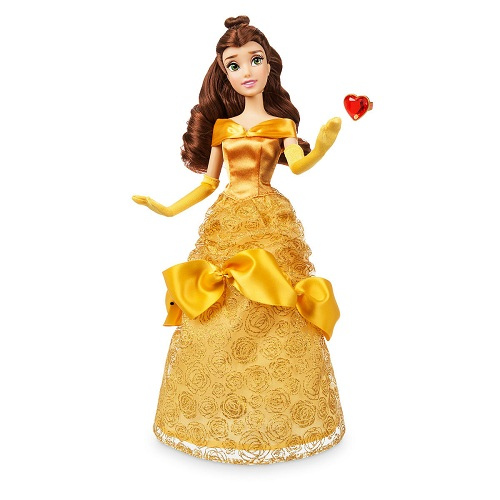 Фото - Кукла Disney Belle Classic Doll with Ring - Beauty and the Beast